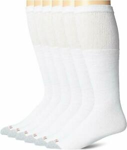 Hanes-Men-039-s-Over-the-Calf-Tube-Socks-6-Pair-Pack