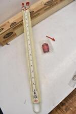 Dwyer Flex-Tube Series 1223 U-Tube Manometer 8-0-8WC Using Red Gauge Fluid