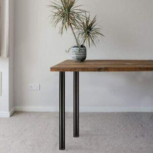 4 X 28 Tall Height Adjustable Desk Legs Metal Home Furniture Kitchen Table Legs Ebay