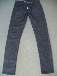 MENS-LEE-039-SKINNY-L0-039-STRETCH-JEANS-SIZE-28