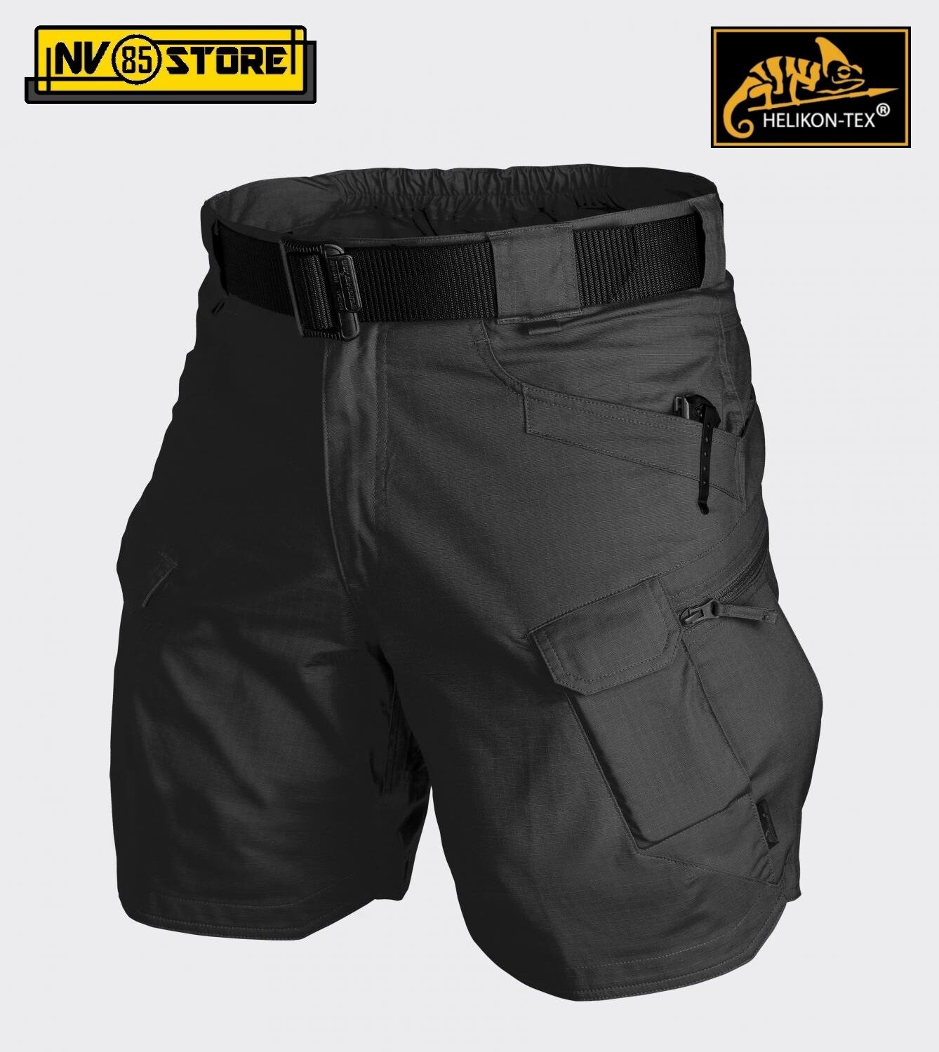 Bermuda HELIKON-TEX HELIKON-TEX HELIKON-TEX UTS Shorts Pants Tattici Caccia Softair Militari Outdoor BK 7854ac
