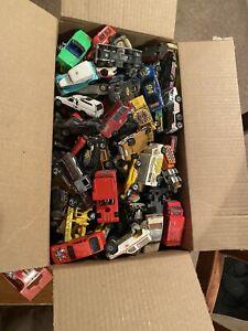 Enorme-Lote-de-200-Autos-Hot-Wheels-Suelto-camiones-die-cast-coches-de-juguete
