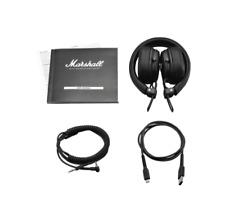 Artikelbild MARSHALL Major III Voice Bluetooth On-ear Kopfhörer Bluetooth Schwarz