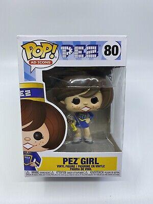 Funko Ad Icons PEZ POP PEZ Girl Vinyl Figure NEW IN STOCK