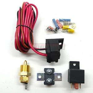 Sbc Electric Fan Wiring | Wiring Diagram on