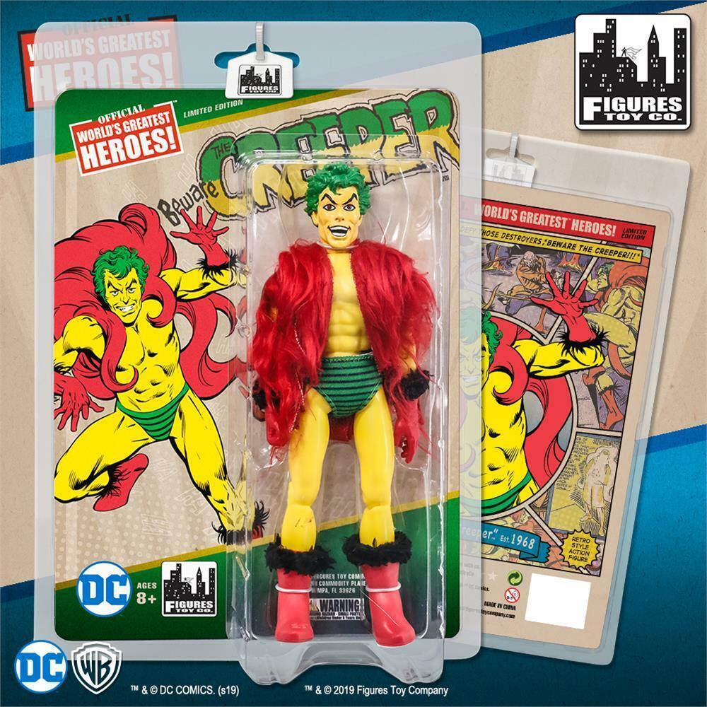 DC Comics BATMAN Retro 8 Inch Action Figure THE CREEPER NEW