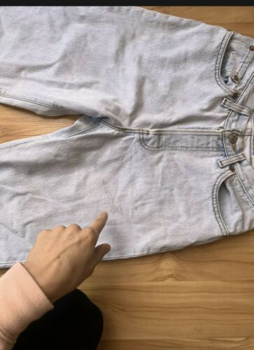 womens levis 501 button fly jeans vintage