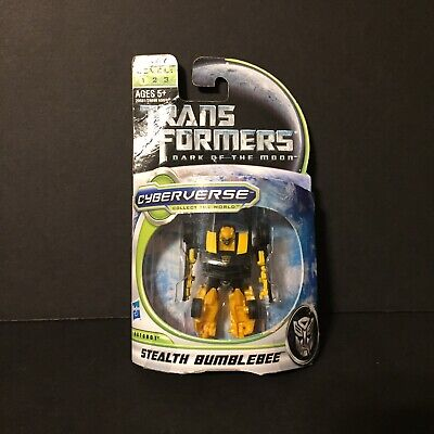 Hasbro 3 in 1 Cyberverse #30B Transformers 3 Dark of the Moon Dotm
