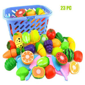 Kids-Pretend-Role-Play-Kitchen-Fruit-Vegetable-Food-Toy-Cutting-Set-Gift-For-Kid