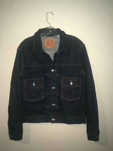 LEVI'S LVC 507XX type II / #2 trucker jacket size