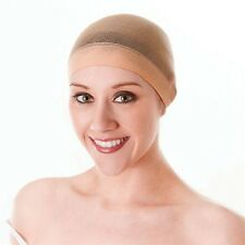 WIG CAP Fancy Dress Costume Accessory Stretchable Nude Hair Net