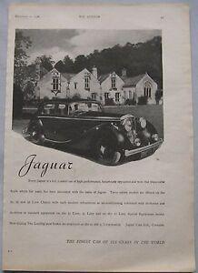 1946-Jaguar-Original-advert-No-1