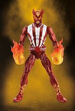 Marvel Legends X-Men Wave 2 Warlock Series Sunfire Loose (No BAF Piece)