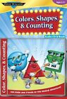 Colors Shapes & Counting 9781878489326 by Brad Caudle Paperback