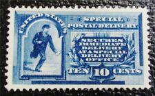 nystamps US Special Delivery Stamp # E1 Mint OG NH $1300