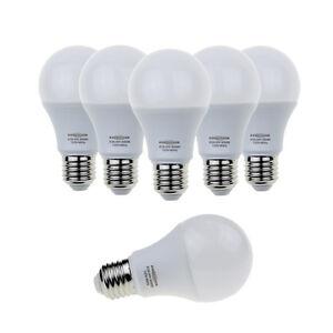 Wholesale E26 E27 9w A19 Led Bulb Soft White 3000k 6000k Equivalent 60w Light Ebay