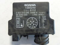 Scania control unit 1385248 , 0201010046 computer chip