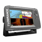 Lowrance 000-14293-001 7in. Chartplotter with TripleShot Transducer