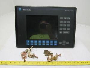 Allen-Bradley-2711-K10C1-Ser-B-Panelview-1000-Operator-Interface-Rev-D-FRN-4-00