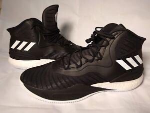 f53c7aa663d9 Adidas SM D Rose 8 NBA NCAA Mens Basketball Shoe Size 18 NEW CQ1619 ...
