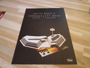 Arctic-Monkeys-Tranquility-Base-Publicite-Publicidad