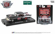 ACCEL M2 Machines Auto-Drivers 1:64 R55 1957 Chevrolet Bel Air