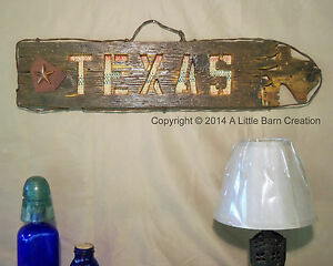 Texas-Sign-Wall-art-Rustic-western-hand-crafted-reclaimed-wood-nature