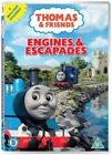 Thomas & Friends - Engines and Escapades DVD by Michael Angelis Simon Spencer