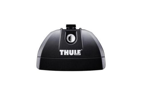 Thule 753 Foot Pack Thule 7112 Evo Wingbar Roof Bars
