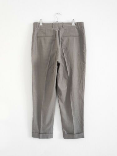 cos Pantalon Hof115 Bundfalten Grau Hose dIprwaqp