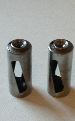 2x Ventilstößel Ventilstössel Stößel RS09 GT124 T157 Multicar M22 Waran IFA DDR