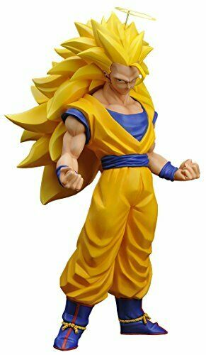 Gigantic series Goku Super Saiyan 3 (PVC Pre-painted)