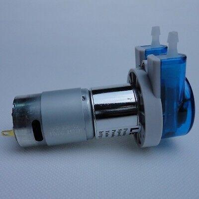New Style 12 V/ 68rpm Peristaltic Pump Dosing Pump Tube