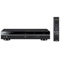 Yamaha BD-S681 4K-Upscaling 3D Blu-ray Player with Wi-Fi (Black)