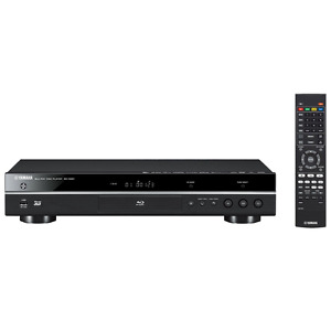 Yamaha BD-S681 4K - Upscaling Wifi and 3D Blu-Ray Disk Player - Black