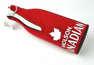 Coors-Molson-Canadian-Bier-USA-Dosen-Flaschen-Kuehler-Neopren-Isolierhuelle-Koozie