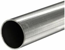 304 Stainless Steel Round Tube 2 Od X 0065 Wall X 12 Long