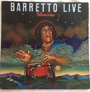 Ray-Barretto-Tomorrow-Barretto-Live-2-LP-1976-Atlantic-SD-2-509-VG-Gatefold