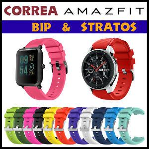 Recambio-para-Correa-Xiaomi-Amazfit-Stratos-Pace-2-Bip-Smartwatch-Pulsera