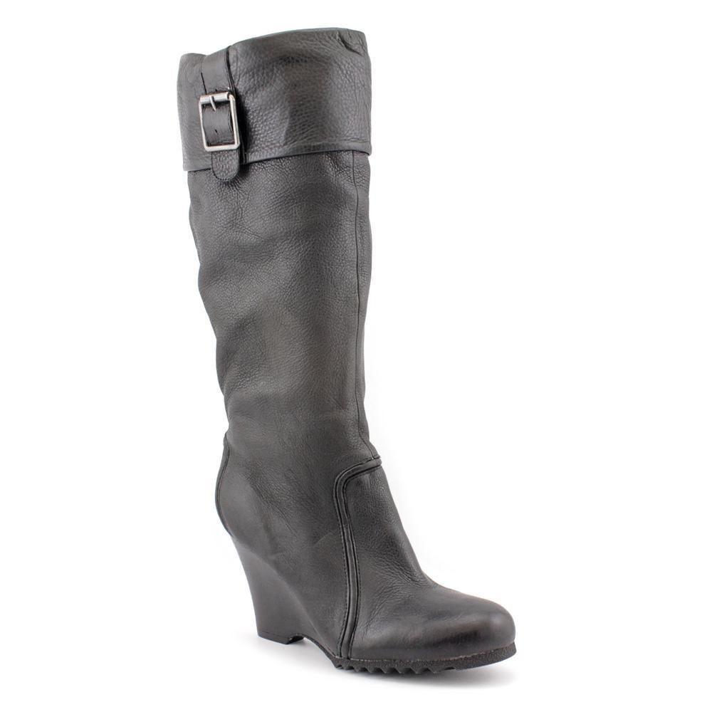 Dr. Scholl's Women's Jasper Black Knee High Leather Boots Size 6-10 L2001