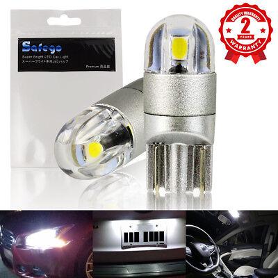 Chrysler 300C 501 W5W Green Interior Courtesy Bulb LED High Power Light Upgrade