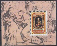 Turks & Caicos 1977 ** Bl.8 Gemälde Paintings Rubens [sq5425]
