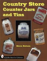Country Store Counter Jars And Tins With 570 Photos & Illustrations