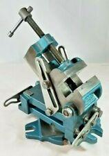 Palmgren Full Multi Axis Machine Drill Press Vise 2 12 Inch Wide Jaws