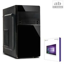 QUAD CORE PC GAMER AMD A8 7600 4x 3,8GHz 8GB 1TB Komplett Windows 10 Computer