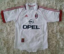 Adidas AC Milan Away Soccer Jersey Football Shirt Maldini Pirlo Italy Italia Vtg