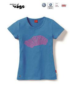 Vw shirt Original Gti Bleu Femmes Fr i