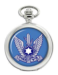 Zroa-Haavir-Vehahalal-Israelisch-Air-Force-Taschenuhr