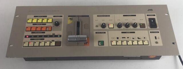 JVC Km-1200u Color Special Effects Generator Console Km-1200