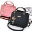 NEW-Women-Lady-Shoulder-Bag-Faux-Leather-Crossbody-Messenger-Handbag-Tote-Purse miniature 4